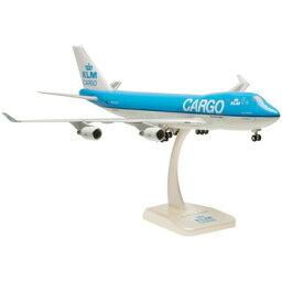 B747-400ERF KLMカーゴランディングギア & スタンド付属 1/200スケール HO0571GR【送料無料】