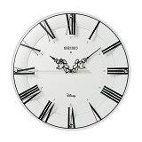 SEIKO(セイコー)キャラクター時計掛け時計電波時計アナログキャラクター時計ディズニーミッキー&ミニーFS506W