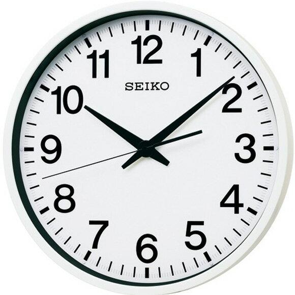 【エントリーで★最大ポイント10倍!】【】SEIKO(セイコー) 掛け時計 衛星電波時計 GP201W【10P05Nov16】:インテリア雑貨a-mon(エエモン)