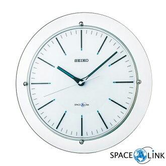 精工 (Seiko) 鐘衛星無線電時鐘空間連結 GP204S (SKGP204S)