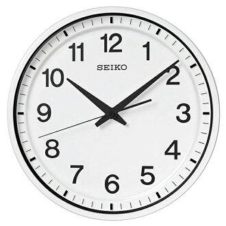 精工 (Seiko) 衛星無線電時鐘類比衛星收音機鬧鐘 GP214W