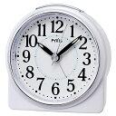【エントリーで★最大ポイント10倍!】SEIKO(セイコー) 目覚まし時計 クォーツ時計 アナログ スタンダード NR439W【10P05Nov16】