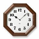 Lemnos レムノス 掛け時計 木製 RIKI 渡辺力 八...