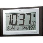 【特価2割引】 シチズン 置き時計 デジタル パルデジットコンビR096 (RY-8RZ096-023)