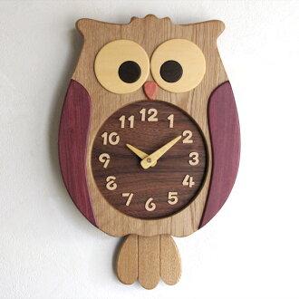 Parquet pendulum clock OWL F60-1 (EIKEN)   Watch   pendulum clock   clock   pendulum clock