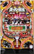 楽天ランキング 1位/SANKYO Pフィーバースーパー戦隊S 『ノーマルセット』[パチンコ実機][家庭用電源/音量調整/ドアキー/取扱い説明書付き〕[中古]