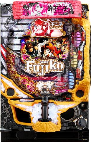 平和 CR不二子〜Lupin The End〜199ver. 『バリューセット3』[パチンコ実機][A-コントローラーPlus+循環リフター/家庭用電源/音量調整/ドアキー/取扱い説明書付き〕[
