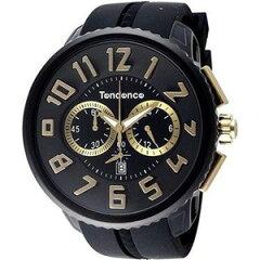 Tendence Round Gulliver 02046011AA [腕時計 ブラック]当社在庫はNEWモデルになります。【送料...