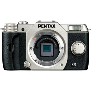 PENTAX Q10 ボディ (シルバー) [デジタル一眼カメラ PENTAX Q10 (レギュラーカラー)]【送料無料...