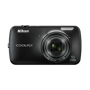 Nikon S800c BK [コンパクトデジタルカメラ ブラック COOLPIX]【送料無料】Nikon S800c BK [コ...
