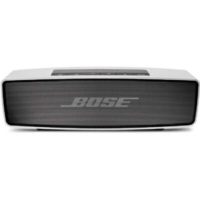 【楽天スーパーSALE 50%OFF】BOSE SLINKMINI シルバー SoundLink Mini [Bluetoothスピーカー]