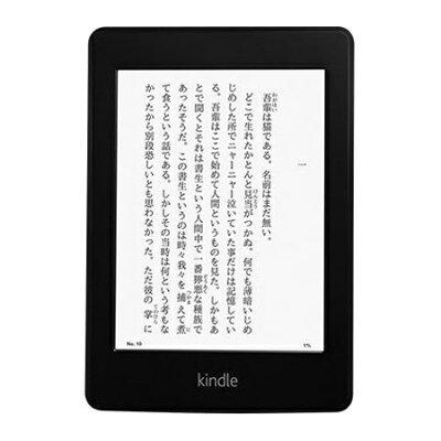 【送料無料】Amazon Kindle Paperwhite ニューモデル [6型電子書籍端末 4GB]