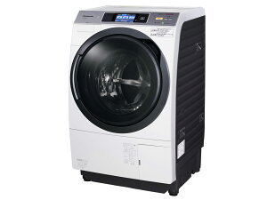 【5台限定】PANASONIC NA-VX9300L-W クリスタルホワイト[ドラム式洗濯機(10.0kg)左開き]