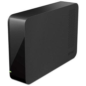 【20台限定】BUFFALO HD-LC1.0U3-BK ブラック DriveStation(ドライブステーション)[外付けハードディスク 1TB]