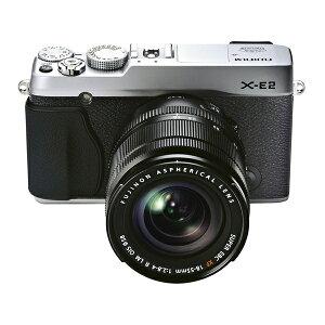 標準ズームレンズ「XF 18-55mmF2.8-4 R LM OIS」付属。圧倒的な高解像を実現するレンズ交換式プ...