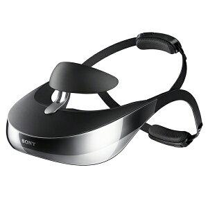【5台限定】SONY HMZ-T3W Personal 3D Viewer [3D対応ヘッドマウントディスプレイ(ワイヤレス対応)]