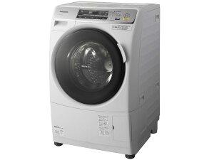 【5台限定】PANASONIC NA-VD120L クリスタルホワイト プチドラム [ななめ型ドラム式洗濯乾燥機(6kg・左開き)]
