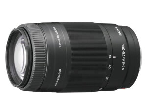 【送料無料】SONY 75-300mm F4.5-5.6 SAL75300