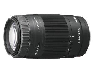 【送料無料】SONY 75-300mm F4.5-5.6 SAL75300