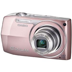 広角26mmからの光学5倍ズームレンズと高精細46万画素の3.0 型液晶を搭載(ピンク)CASIO EX-Z2000-PK