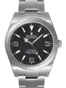 エクスプローラーI 2010 NEW MODEL 214270(ブラック)【送料無料】ROLEXエクスプローラー 214270...