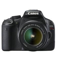 ボディ+EF-S18-55mm F3.5-5.6 ISのレンズキット【送料無料】CANON EOS Kiss X4 EF-S18-55 IS レ...
