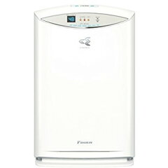 【送料無料】DAIKIN MCK70R-W ホワイト [加湿空気清浄機 (加湿~18畳/空気清…