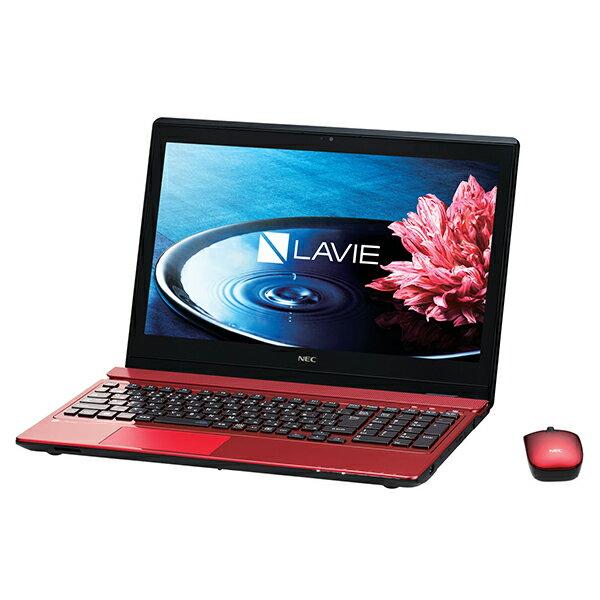 【送料無料】NEC PC-NS550BAR クリスタルレッド LAVIE Note Stand…