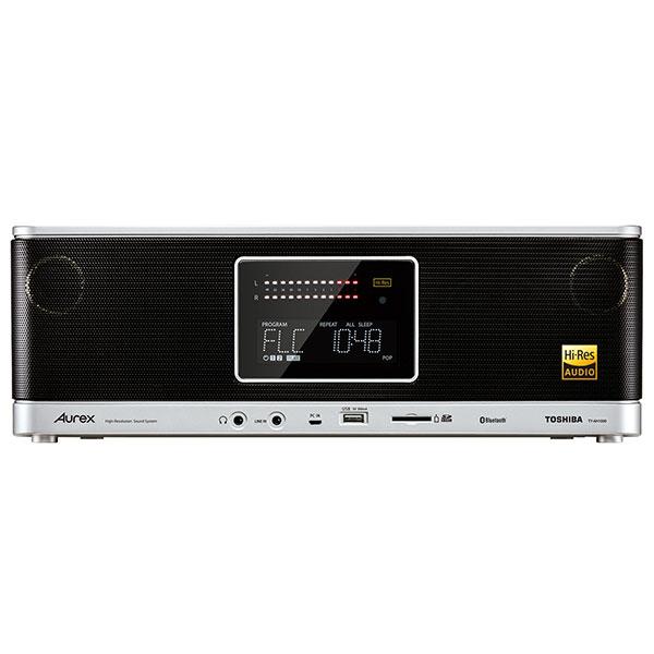 オーディオ, ラジカセ  TY-AH1000 Aurex CDSDUSB(Bluetooth)