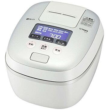 【送料無料】タイガー 炊飯器 5.5合 JPC-A100-WH 圧力 IH 麦ごはん TIGER ホワイトグレー 炊きたて [圧力IH炊飯ジャー (5.5合炊き)] JPCA100WH