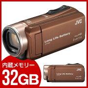 ビクター ブラウン エブリオ フルハイビジョンメモリービデオカメラ バッテリー コンパクト