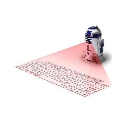 【送料無料】amadana IMP-101 [バーチャルキーボード(STAR WARS R2-D2)]
