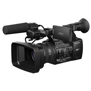 4K映像制作の幅を広げる小型の業務用ハンディカムコーダー【送料無料】【レビューを書いて送料...