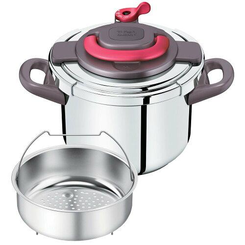 T-fal P4360732 パプリカレッド クリプソ アーチ [圧力鍋 (6.0L)]