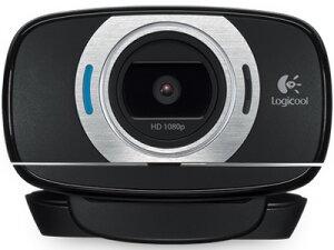いつでもどこでも、フルHD 1080p画質のテレビ電話と動画共有が可能Logicool C615 HD Webcam C61...