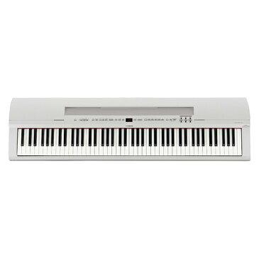 【送料無料】YAMAHA P-255WH ホワイト [電子ピアノ(88鍵)]