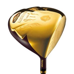 熟練ゴルファーがライナーで飛ばせる。MAJESTY史上最強飛距離のドライバー【送料無料】マルマン...