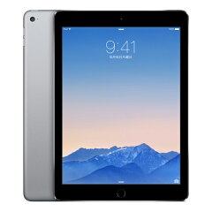 【送料無料】APPLE MGL12J/A スペースグレイ iPad Air 2 Wi-Fiモデ…