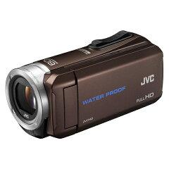 【楽天スーパーSALE 限定20台】JVC GZ-R70-T ブラウン Everio(エブリオ) [ビデオカメラ]