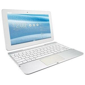 【送料無料】ASUS (エイスース) タブレット Tablet PC (タブレットパソコン) 本体 ASUS Pad(エイスース パッド) TF103C 10.1型(10.1インチ) アンドロイド Android 4.4.2 ホワイト TF103-WH16D
