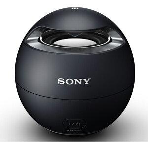 【40台限定】SONY SRS-X1(B) ブラック [防水モノラルBluetoothスピーカー]