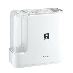 【送料無料】SHARP HV-D70-W ホワイト系 [ハイブリッド式加湿器 (木造〜11畳/プレハブ洋室〜18畳まで)]