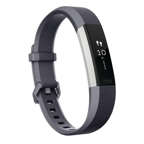 【送料無料】fitbit FB408SGYL-CJK ブルーグレー Fitbit Alta HR [心拍計+フィットネス リストバンド(Lサイズ)]