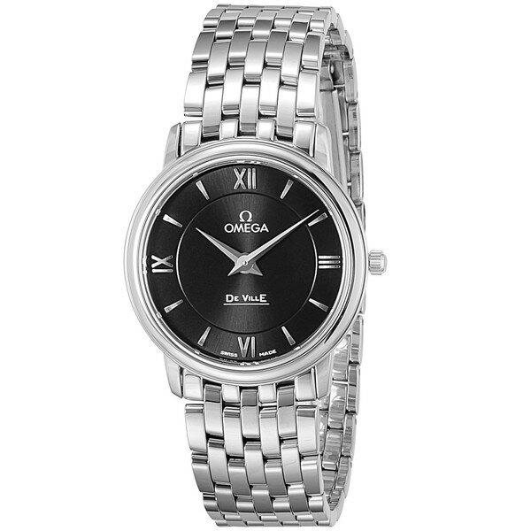 OMEGA(オメガ) 424.10.27.60.01.001 デ・ヴィル プレステージ クォーツ 27.4MM [クォーツ腕時計 (レディース)]:A-PRICE