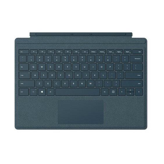 【送料無料】マイクロソフト FFP-00039 コバルトブルー Surface Pro Signature [キーボード付きカバー(Surface Pro / Surface Pro 4 / Surface Pro 3用)]