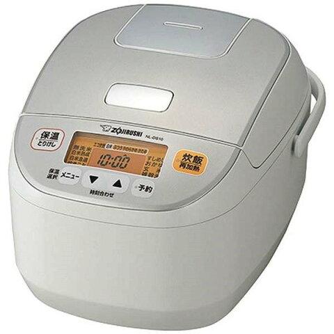 象印 NL-DS10-WA ホワイト 極め炊き [マイコン炊飯器(5.5合炊き)] NLDS10WA