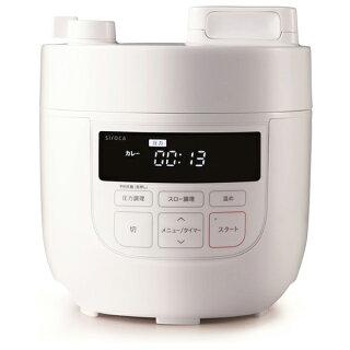 シロカ/マイコン電気調理鍋 クックマイスター
