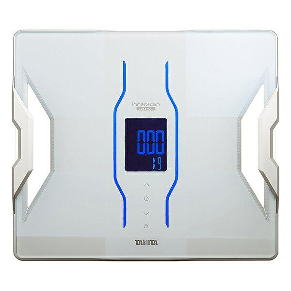 タニタ体重計RD-907-WHホワイトbluetoothスマホ連動アプリで管理TANITARD907体組成計体脂肪計内臓脂肪コン