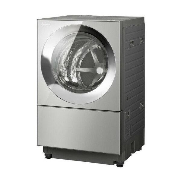 PANASONIC NA-VG2400L プレミアムステンレス Cuble [ななめ型ドラム式洗濯乾燥機 (洗濯10.0kg/乾燥5.0kg) 左開き]【代引き不可】