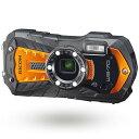 RICOH WG-70 オレンジ [コンパクトデジタルカメラ (1600万画素)]